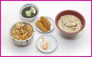 (C)レディース定食