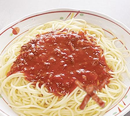 スパゲティミートパスタ